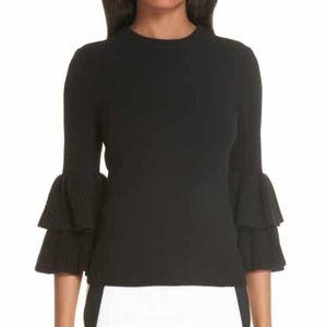 Premise Ruffles Sweater Size S